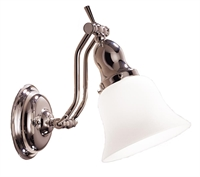 Picture for category Hudson Valley 341-PN Adjustables Bath Lighting 6in Polished Nickel 1-light