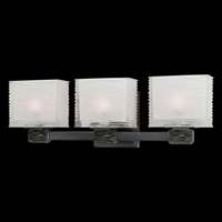Picture for category Hudson Valley 4663-PN Hartsdale Bath Lighting 19in Polished Nickel 3-light