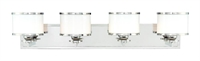 Picture for category Hudson Valley Lighting 6104-PN Bath Lighting Basking ridge