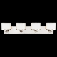 Picture for category Hudson Valley Lighting 6104-SN Bath Lighting Basking ridge