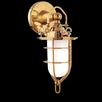Picture for category Hudson Valley Lighting 6501-AN Bath Lighting New canaan