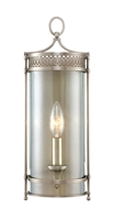 Picture for category Hudson Valley 8991-AN Amelia Wall Lantern 6in Antique Nickel 1-light