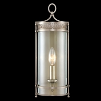 Picture for category Hudson Valley 8991-PN Amelia Wall Lantern 6in Polished Nickel 1-light