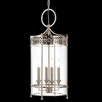 Picture for category Hudson Valley 8994-AN Amelia Pendants Antique Nickel 4-light