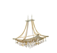 Picture for category Corbett Lighting 125-58 Chandeliers Barcelona