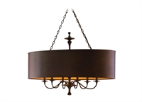 Picture of Corbett Lighting 80-56 bryant park chandelier