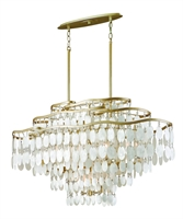 Picture of Corbett Lighting 109-512 dolce chandelier
