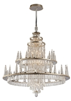 Picture for category Corbett Lighting 170-012 Chandeliers Illusion