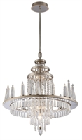 Picture for category Corbett Lighting 170-08 Chandeliers Illusion