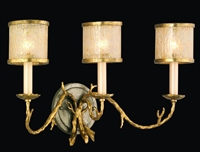 Picture for category Corbett Lighting 66-63 Bath Lighting from the Parc royale Collection