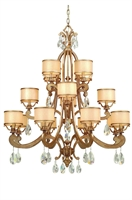 Picture for category Corbett Lighting 71-016 Chandeliers Roma