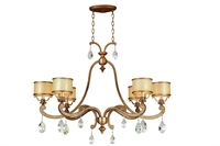 Picture for category Corbett Lighting 71-56 Chandeliers Roma