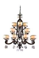 Picture for category Corbett Lighting 86-016 Chandeliers Roma