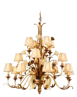 Picture for category Corbett Lighting 49-016 Chandeliers Tivoli