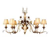 Picture of Corbett Lighting 49-53 tivoli Chandelier