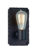 Picture for category Troy B2501CB Wall Sconce Jackson Copper Bronze Hand Wrought Iron 1 Light 5 inch