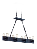 Picture for category Troy F2506CB Jackson Island Lighting 14in 8-light