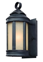 Picture for category Troy B1460AI Wall Lantern Andersons Aged Iron Hand Forge Iron 1 Light 12 inches