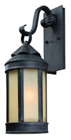 Picture for category Troy B1462AI Wall Lantern Andersons Forge Aged Iron Forged Iron 1 Light 21 inch