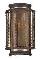 Picture for category Troy B3271 Wall Lantern Copper Mountain Bronze Work Wrought Iron 1Light 11 inch