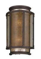 Picture for category Troy B3273 Copper mountain Wall Lantern 14in 2-light
