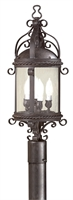 Picture for category Troy PCD9123OBZ Lighting Accessories Pamplona Old Bronze Clear 4 Lights 11 inch