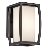 Picture for category Kichler 49336AZ Bowen Outdoor Wall Sconces