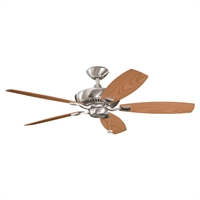 Picture for category Kichler 300117BSS Canfield Ceiling Fans Brushed Stainless Steel