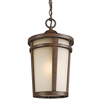 Picture for category Kichler Lighting 49075BST Outdoor Pendant Atwood