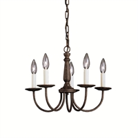 Picture for category Kichler Lighting 1770TZ Mini Chandeliers Salem