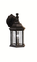 Picture for category Kichler 9776BK Chesapeake Outdoor Wall Sconces
