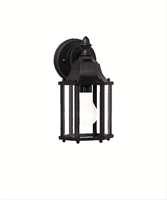 Picture for category Kichler 9774BK Chesapeake Outdoor Wall Sconces