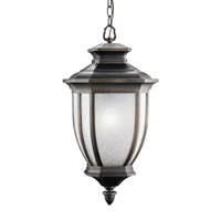 Picture for category Kichler 9843RZ Salisbury Outdoor Pendant Rubbed Bronze