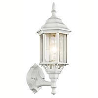 Picture for category Kichler 49255WH Chesapeake Outdoor Wall Sconces