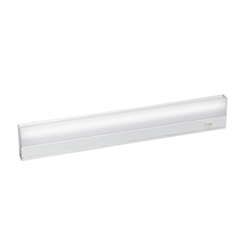Picture of Kichler 10042WH Direct wire fluorescent Under Cabinet