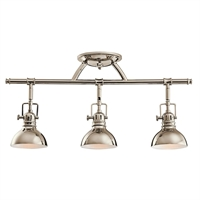 Picture for category Kichler 7050PN No family association Track Lighting Polished Nickel