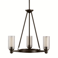 Picture for category Kichler 2343OZ Circolo Chandeliers Olde Bronze