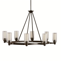Picture for category Kichler 2345OZ Circolo Island Lighting Olde Bronze