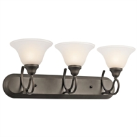 Picture for category Kichler Lighting 5558OZ Bath Lighting Stafford