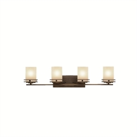 Picture for category Kichler 5079OZ Hendrik Bath Lighting Olde Bronze