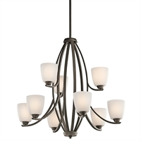 Picture for category Kichler Lighting 42559OZ Chandeliers Granby