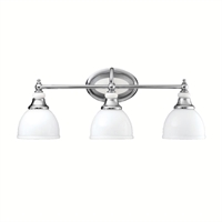 Picture for category Kichler 5369CH Pocelona Bath Lighting