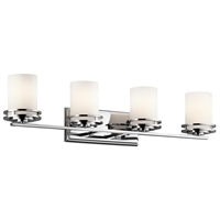 Picture for category Kichler 5079CH Hendrik Bath Lighting Chrome