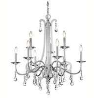 Picture for category Kichler 42546CH Leanora Chandeliers
