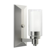 Picture for category Kichler 6144NI Circolo Wall Sconces Brushed Nickel