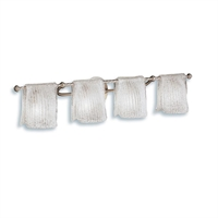 Picture for category Kichler 6314NI Drapes Bath Lighting