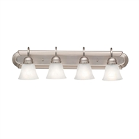 Picture for category Kichler 5338NI No family association Bath Lighting Brushed Nickel