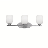 Picture for category Kichler 5098NI Eileen Bath Lighting Brushed Nickel
