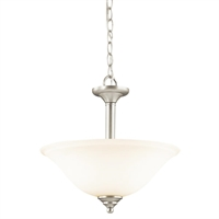 Picture for category Kichler 3694NI Wynberg Pendants Brushed Nickel