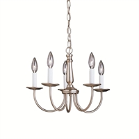 Picture for category Kichler Lighting 1770NI Mini Chandeliers Salem